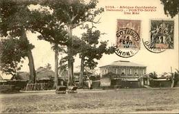 DAHOMEY - Carte Postale - Porto Novo - Une Rue - L 53252 - Dahomey