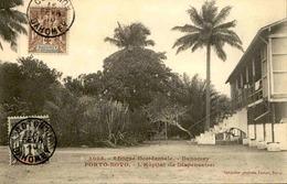 DAHOMEY - Carte Postale - Porto Novo - L'Hôpital Et Le Dispensaire - L 53253 - Dahomey