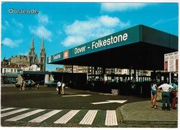 Oostende, Ingang Passagierschip En Jetfoil, Oostende - Dover, Sealink (pk67262) - Oostende
