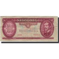 Billet, Hongrie, 100 Forint, 1992, KM:174a, B+ - Hongrie
