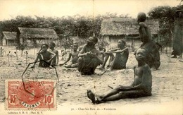 DAHOMEY - Carte Postale - Farniente - L 53256 - Dahomey