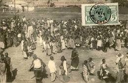 DAHOMEY - Carte Postale - Voyage Du Ministre Des Colonies Au Dahomey - L 53258 - Dahomey