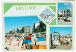 Westende, Groeten Uit Westende (pk67264) - Westende