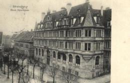 67 - Bas Rhin - Strasbourg - Nouvelle Caisse D'Epargne - Neue Sparkasse - D 3978 - Strasbourg