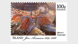 IJsland / Iceland - Postfris / MNH - Volksverhalen 2019 - 1944-... Republik