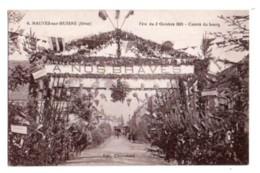 (61) 841, Mauves Sur Huisne, Chouanard 6, Fete Du 2 Octobre 1921, Centre Du Bourg - Frankrijk