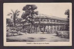 CPA Tahiti Océanie Océania Polynésie école Non Circulé - Tahiti