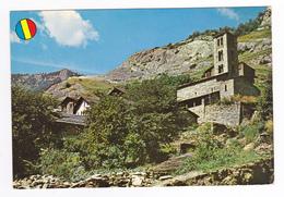 Andorra Andorre N°124 L'Esglesia De Pal La Massana - Andorra