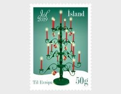 IJsland / Iceland - Postfris / MNH - Complete Set Kerstmis 2019 - Unused Stamps