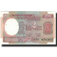 Billet, Inde, 2 Rupees, KM:79j, SUP - Inde