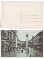 Vicenza Piazza Dei Signori La Cartolibraria  Primi Del '900 - NON Viaggiata (C) - Vicenza
