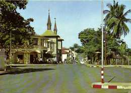 GUINEA  EQUATORIAL Santa Isabel A Gral Lola (Instituto) RV - Guinée Equatoriale