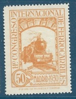 Espagne   Yvert  N° 438 (*) Neuf Sans Gomme -  Ay9812 - 1889-1931 Royaume: Alphonse XIII