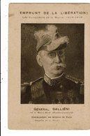 CPA Carte Postale-France-Général Galliéni Bataille De La Marne 1914- VM12847 - Personen
