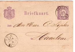 Baarn - Haarlem - 9 JUL 79 - Interi Postali