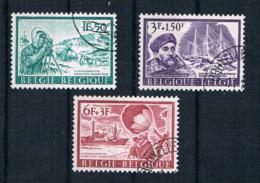 Belgien 1966 Antarktis Mi.Nr. 1448/50 Kpl. Satz Gestempelt - Usati