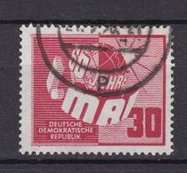 DDR - 1950 - Michel Nr. 250 - Gest. - 35 Euro - Gebraucht