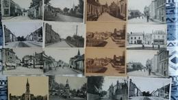 45 Cartes De La Sarthe - Villes - Villages - France