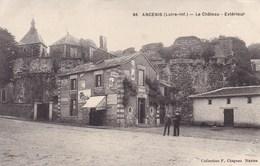 Loire-Atlantique - Ancenis - Le Château - Extérieur - Ancenis