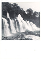 Photo Afrique 12,8 X 17,8 Cms, AEF, Oubangui Chari - Environs De Bangui ... Chutes De La M'Bali - Afrique