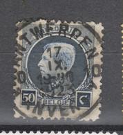 COB 211 Oblitération Centrale ANTWERPEN 10A - 1921-1925 Small Montenez