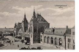 Den Bosch - Station - 1915 - 's-Hertogenbosch