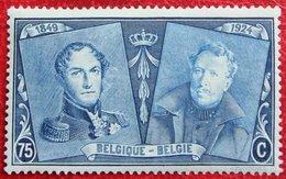 75c 75 Jaar Belgische Postzegels 1925 OBP 229 (Mi 199) POSTFRIS/ MNH** BELGIE / BELGIEN / BELGIUM - Unused Stamps