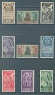 POLAND - MNH/** - POCZTA OSIEDLI POLSKICH CAMP MILITAIRE POLONAIS EN ITALIE  - Lot 21243 - 1939-44: 2ème Guerre Mondiale