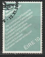 PIA - IRLANDA - 1979 : Prime Elezioni Dirette Del Parlamento Europeo  - (Yv 396) - Usati