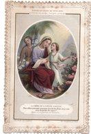 LA MERE DE LA DIVINE SAGESSE   CANIVET  XIX° - Images Religieuses