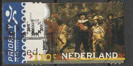 """PIA - OLANDA - 2000 : Bicentenario Del Museo Reale - Particolare Della """"Ronda Di Notte"""" Di Rembrandt  - (Yv 1787) - Rembrandt"""