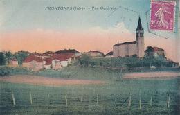 FRONTONAS - VUE GENERALE - Autres Communes