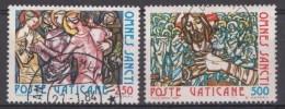 Vatican Mi.nr.:775-776 Allerheiligen 1980 Oblitérés / Used / Gestempeld - Oblitérés