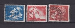 DDR - 1950 - Michel Nr. 273/275 - Gest. - 30 Euro - Gebraucht
