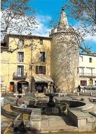 34 - Saint Martin De Londres - Place De La Fontaine - France