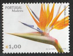 PIA - MADEIRA - 2006 : Fiori Di Madeira - Strlizia Reginae  - (Yv 254) - Madeira