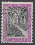 Vatican Mi.nr.:416 Eröffnung Des 2.Ökumenischen.... 1962 Oblitérés / Used / Gestempeld - Oblitérés