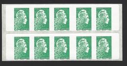 A VOIR: Carnet Sagem Impression Décalée  Marianne L'engagée Yseult - Definitives