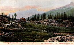 Falzarego-Hospiz Gegen Cinque Torri, Tirol - Italia
