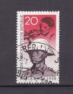 DDR - 1958 - Michel Nr. 662 - Gest. - 65 Euro - Gebraucht