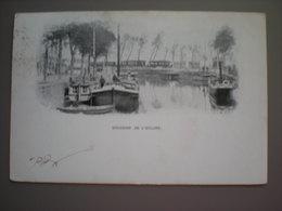 SLUIS - SOUVENIR DE L'ECLUSE 1905 - Sluis