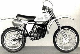 Ancillotti 50cross +-20cm*13cm Moto MOTOCROSS MOTORCYCLE Douglas J Jackson Archive Of Motorcycles - Other