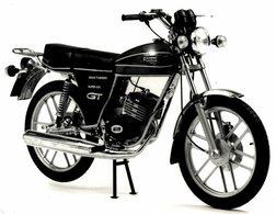 Fantic Motor Gran Turismo +-19cm*14cm Moto MOTOCROSS MOTORCYCLE Douglas J Jackson Archive Of Motorcycles - Photographs