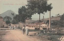 LE SAULCY - France
