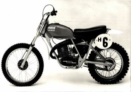 Fantic Caballero +-20cm*14cm Moto MOTOCROSS MOTORCYCLE Douglas J Jackson Archive Of Motorcycles - Photographs