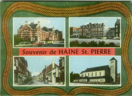 BELGIUM - SOUVENIR DE HAINE ST. PIERRE  - EDIZ. DE MARIO / YVOIR - 1960s (BG7684) - België