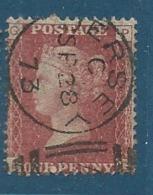 "Grande Bretagne - Yvert N°  26 Oblitéré  CAD "" Jersey En 1873 ""  ( Planche ? ) -   Ay 9915 - 1840-1901 (Victoria)"