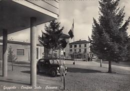 Lombardia - Varese - Gaggiolo - Confine Italo - Svizzero  - F. Grande - Anni 50 -  Bella Animata - Autres Villes