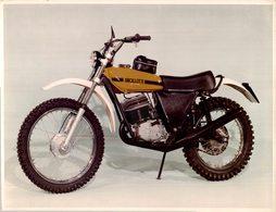 ANCILLOTTI  +-23cm*17cm Moto MOTOCROSS MOTORCYCLE Douglas J Jackson Archive Of Motorcycles - Photographs