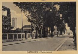 Lombardia - Cremona - Castelleone - Viale Del Santuario - F. Grande - Anni 50 -  Bella - Altre Città